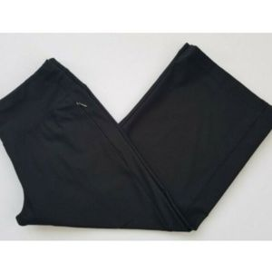 Lucy Activewear small black crop pants
